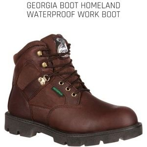 Georgia waterproof boot